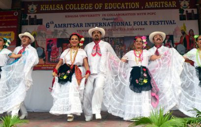 Mesmerizing Performance by Mexican Artists at Khalsa University