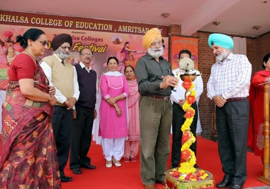 Colorful Start to Second Inter Khalsa Colleges Youth Festival